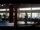 Чемпионат Украины по кик боксингу 2013 (мой нокаут)